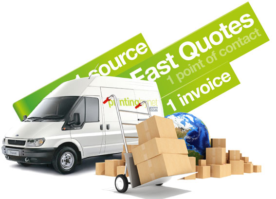 1 source - Fast Quotes - 1 point of contact - 1 invoice